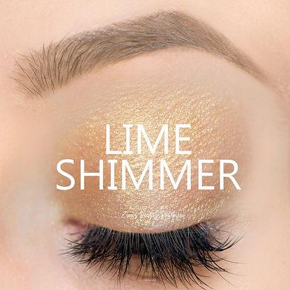 Lime Shimmer ShadowSense ®