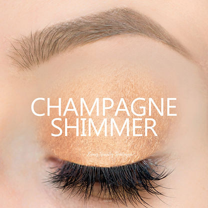 Champagne Shimmer ShadowSense ®