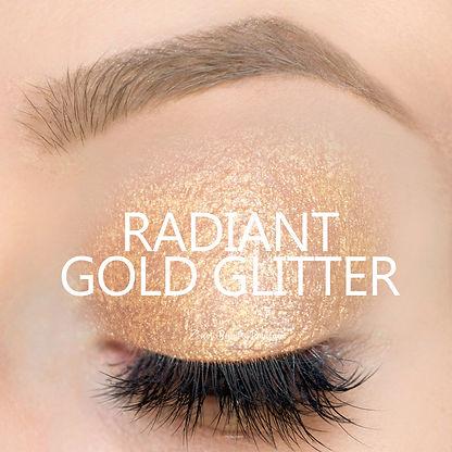 Radiant Gold Glitter ShadowSense ®
