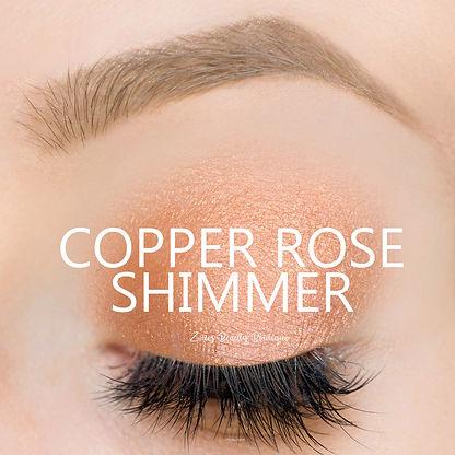Copper Rose Shimmer ShadowSense ®