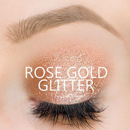 Rose Gold Glitter ShadowSense ®