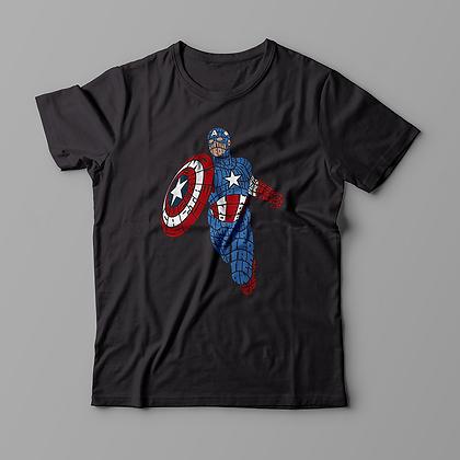 "T-Shirt ""Captain America"""