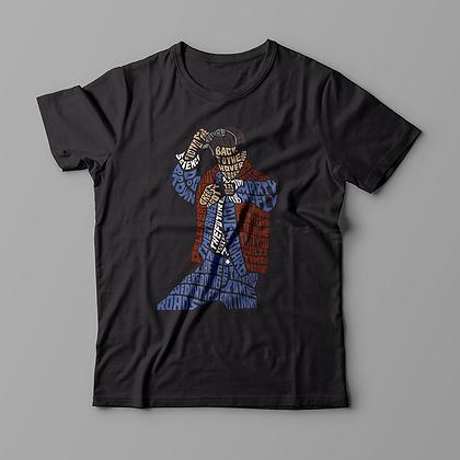 """T-Shirt """"Zurück in die Zukunft"""""""