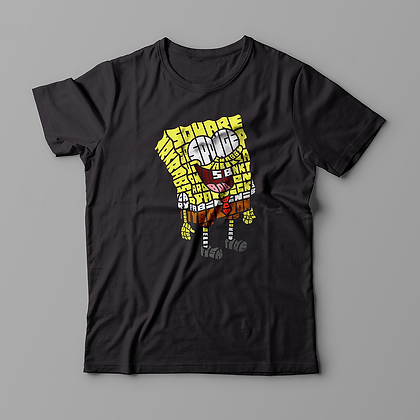 "T-Shirt ""Spongebob"""