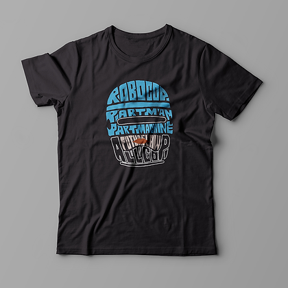 "T-Shirt ""Robocop"""