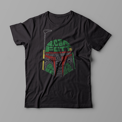 "T-Shirt ""Boba Fett"""