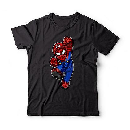 "T-Shirt ""Spider Plumber"""