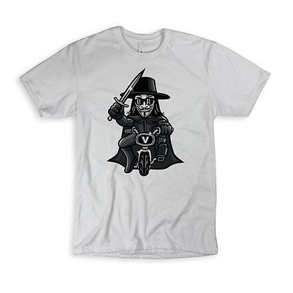 "T-Shirt ""Vendetta Biker"""