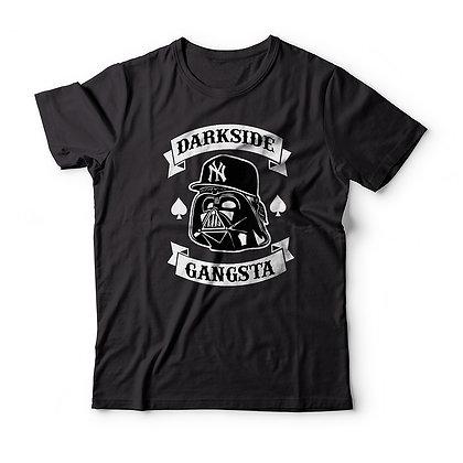 "T-Shirt ""Darkside Gangsta"""