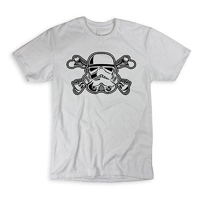"T-Shirt ""Stormtrooper Crossed Bones"""