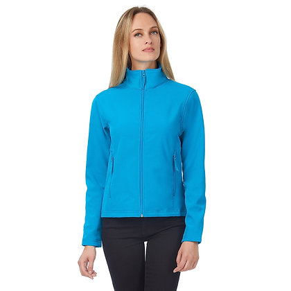 Damen Basic Softshelljacke