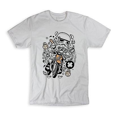 """T-Shirt """"Trooper Motocross"""""""