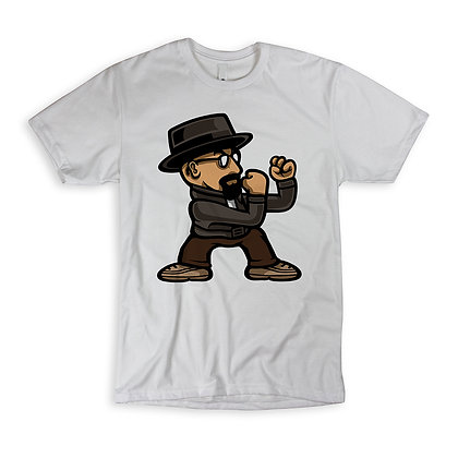 """T-Shirt """"Fighting Bad Walther"""""""