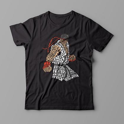 """T-Shirt """"Street Fighter"""""""