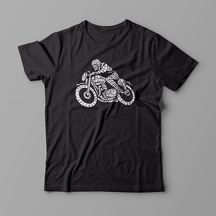 "T-Shirt ""Caferacer"""