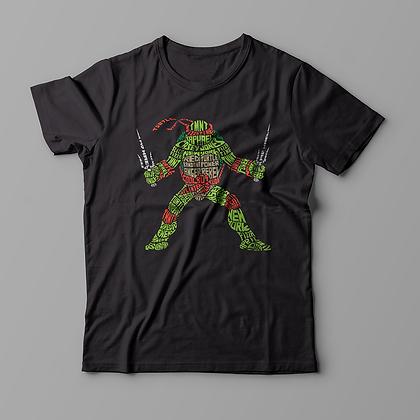 "T-Shirt ""Ninja Turtle"""