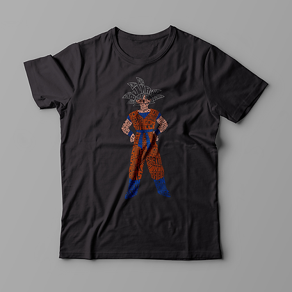 "T-Shirt ""Dragonball"""