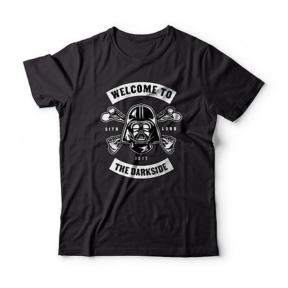 "T-Shirt ""Welcome to the Darkside"""