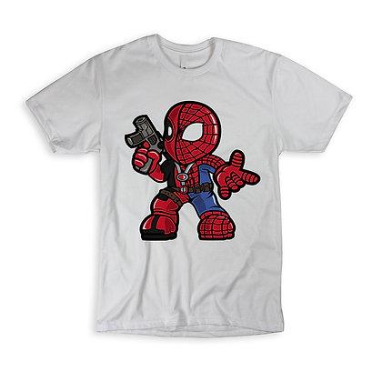 "T-Shirt ""Spider Merc"""