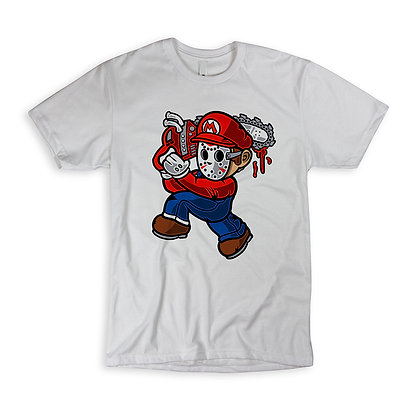 "T-Shirt ""Mario Massacre"""