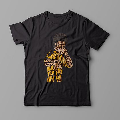 "T-Shirt ""Bruce Lee"""