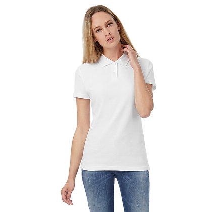 Damen Poloshirt Basic