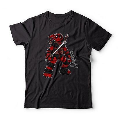 "T-Shirt ""Ninja Deadpool"""