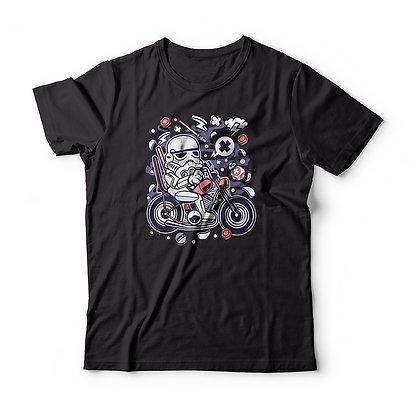 "T-Shirt ""Trooper Biker"""