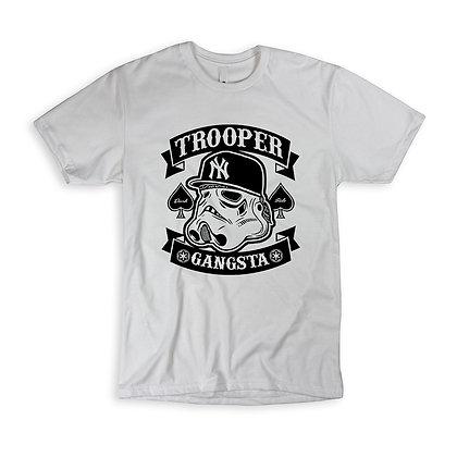 """T-Shirt """"Trooper Gangsta"""""""