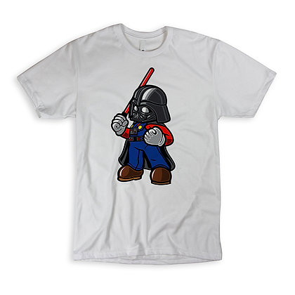 "T-Shirt ""Darth Plumber"""
