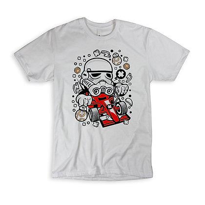 "T-Shirt ""Trooper Formula Racer"""