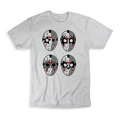 "T-Shirt ""Jason Rock Faces"""