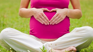 Reiki en Zwangerschap