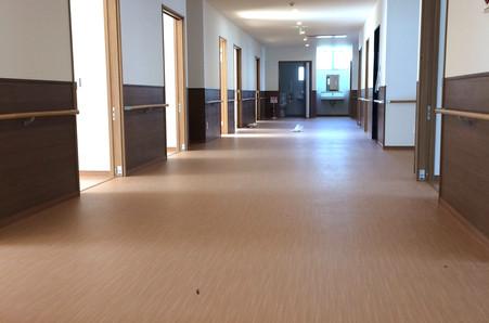 1,2階廊下