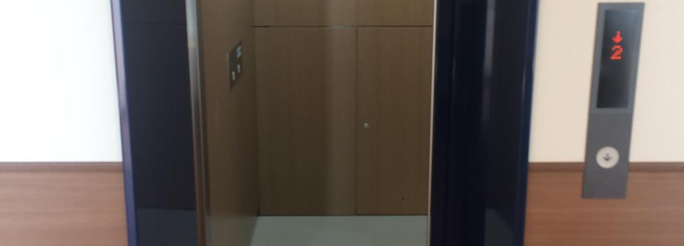 エレベーター 介護要