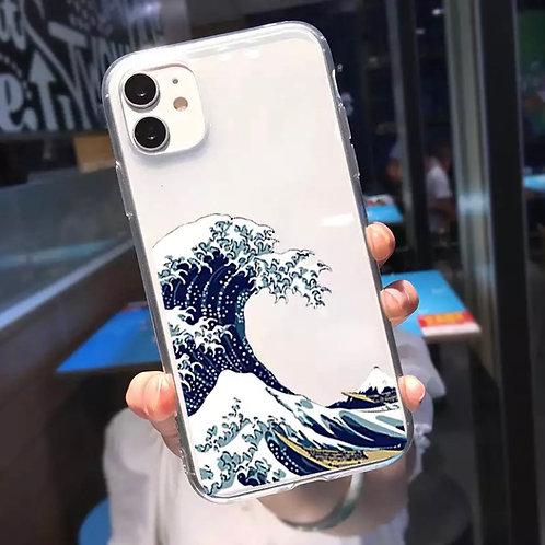 Ocean Waves Phone Case
