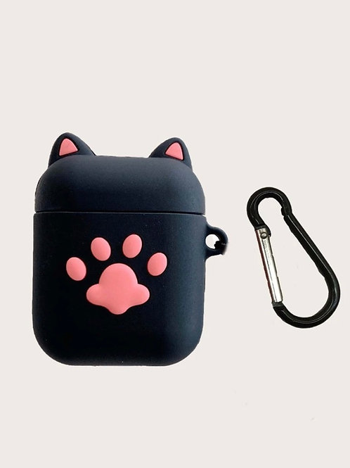 Kitty Paw Airpods Case