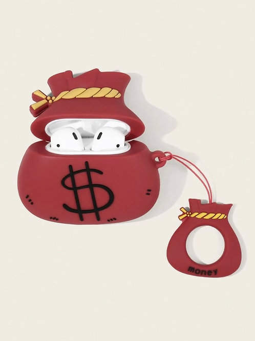 Money Bag Airpods Case