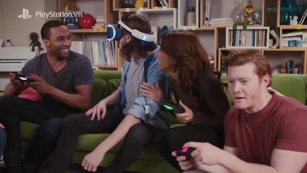 Cruise into Virtual Reality