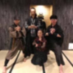 京都殺陣教室