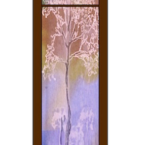 Secret Garden panel elevation