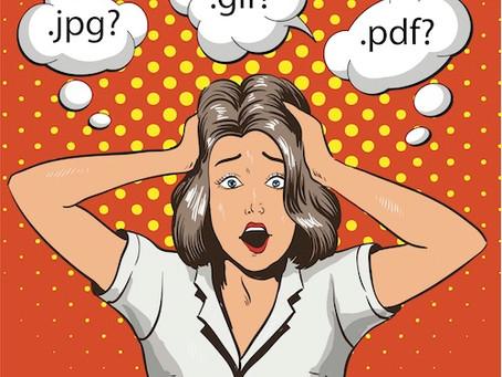 Understanding Annoying File Formats