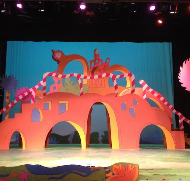 Seussical • Palo Alto Children's Theater