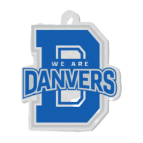 We Are Danvers Keychain