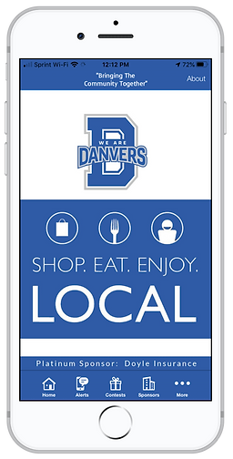 We Are Danvers Community App and Website - Danvers MA