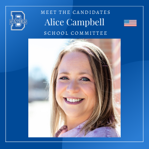 Alice Campbell - School Committee Candidate
