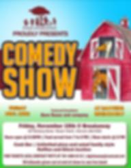 Endicott Park Comedy Night