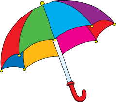 Umbrellas are used for more than just a rainy day!