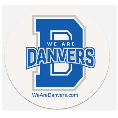We Are Danvers Drink Coasters