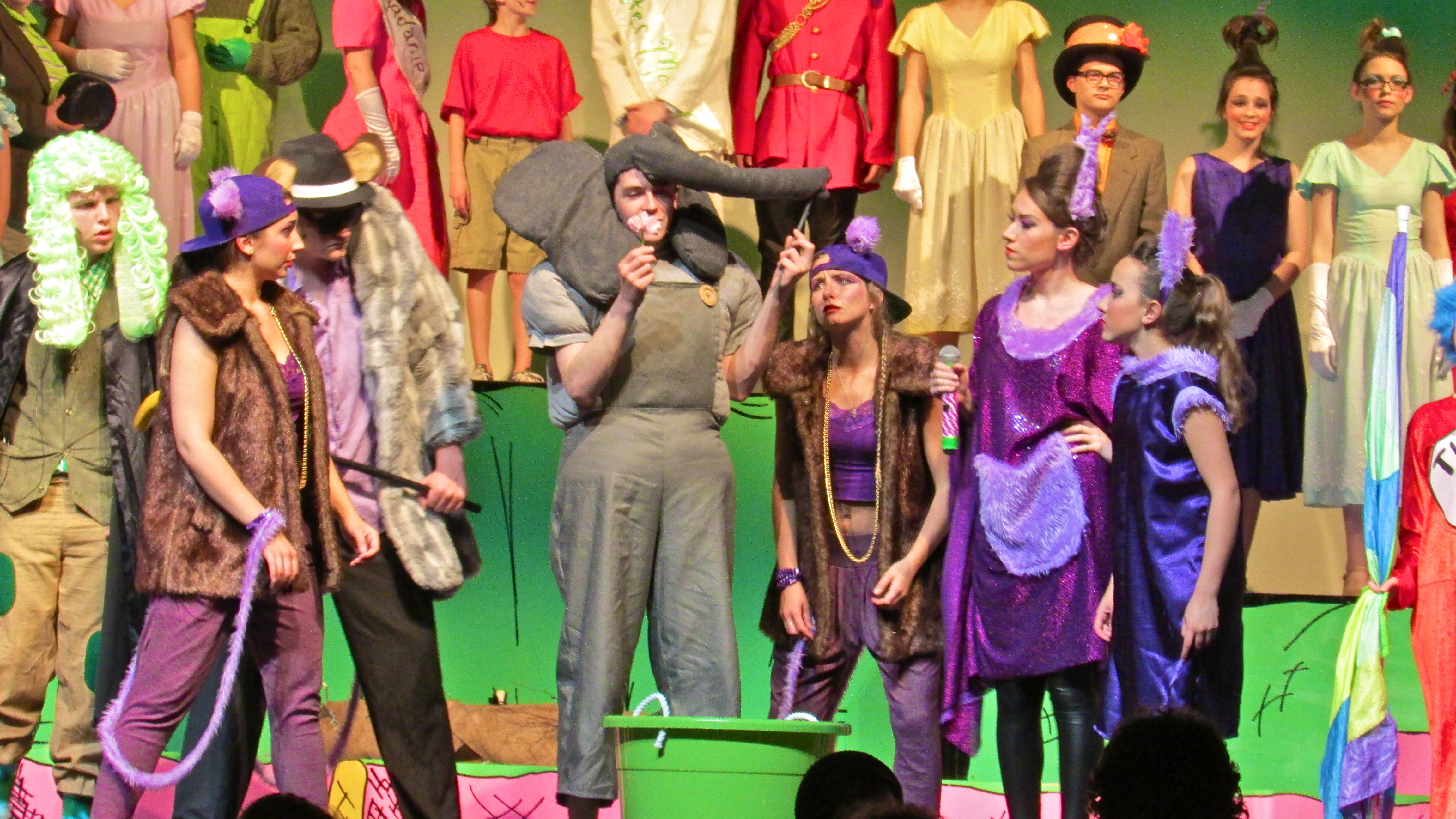 Seussical The Musical May 2014